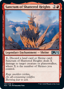 Sanctum of Shattered Heights