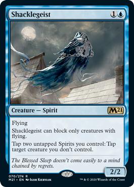 Shacklegeist - Foil