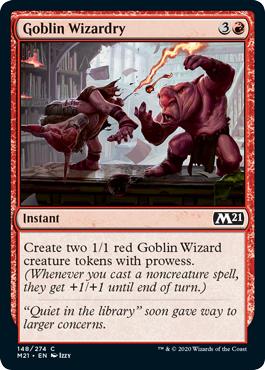 Goblin Wizardry