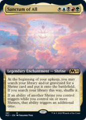Sanctum of All - Extended Art