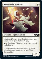 Anointed Chorister - Foil