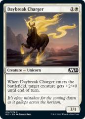 Daybreak Charger - Foil