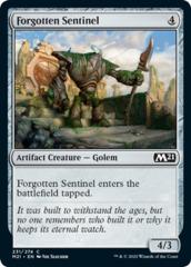 Forgotten Sentinel - Foil