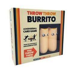 Throw Throw Burrito Original Edition