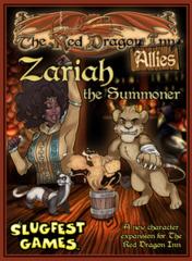 The Red Dragon Inn: Allies  Zariah the Summoner
