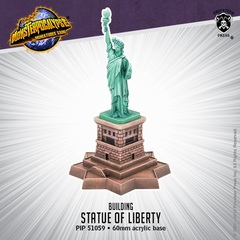 Building - Statue of Liberty - PIP51059 - 60mm acrylic base
