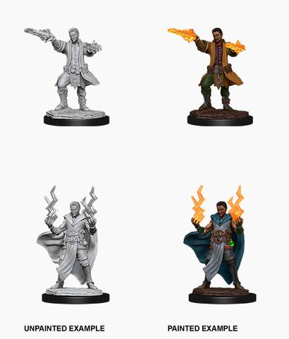 Nolzurs Marvelous Miniatures - Male Human Sorcerer