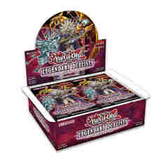 Legendary Duelists: Rage of Ra 1st Edition Booster Box
