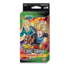 Dragon Ball Super - Expansion Set 14: Battle Advanced