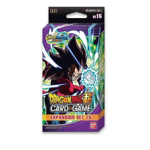 Dragon Ball Super - Expansion Set 15: Battle Enhanced