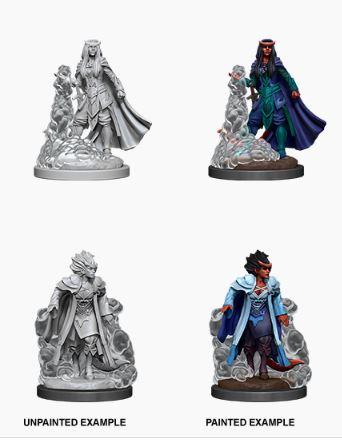Nolzurs Marvelous Miniatures - Female Tiefling Sorcerer