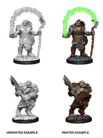 Nolzurs Marvelous Miniatures - Male Orc Adventures