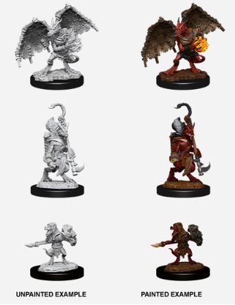 Nolzurs Marvelous Miniatures - Male Kobold Inventor, Dragonshield & Sorcerer