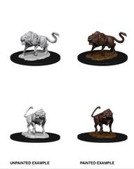 Nolzur's Marvelous Miniatures - Leucrotta