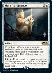 Idol of Endurance - Promo Pack