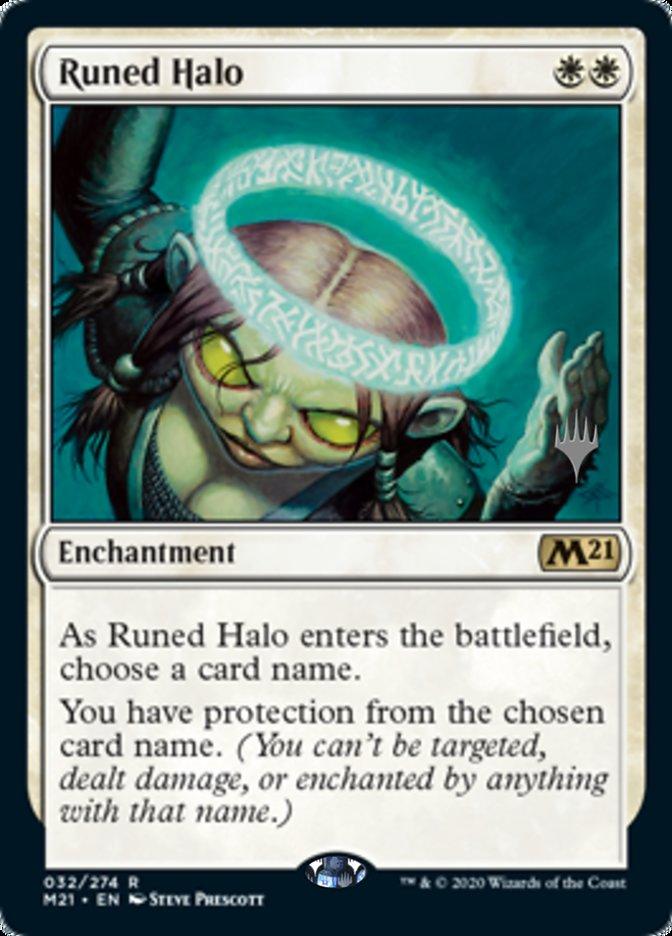 Runed Halo - Promo Pack