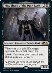 Vito, Thorn of the Dusk Rose - Promo Pack