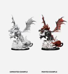 Nolzur's Marvelous Miniatures - Nightmare Dragon