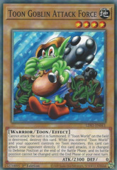 Toon Goblin Attack Force - LDS1-EN061 - Common - 1st Edition