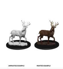 Nolzur's Marvelous Miniatures - Stag