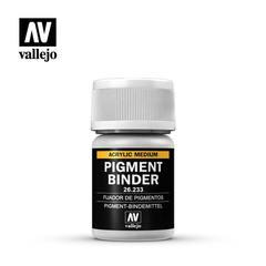 Vallejo Auxillaries - Pigment Binder - VAL26233 - 35ml
