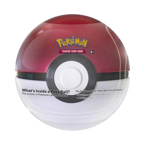 PokeBall Tin - Poke Ball - Series 5