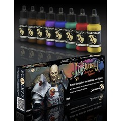 Scale75 - Scalecolor Range - Inktensity - SSE-011 - Paint Set