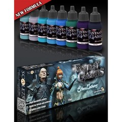 Scale75 - Scalecolor Range - Elven Colours - SSE-017 - Paint Set