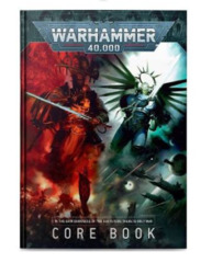 Warhammer 40000: Core Rule Book (English)