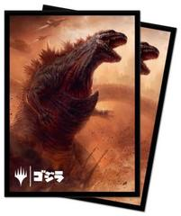 Ultra Pro - Standard Deck Protector Sleeves for Magic: The Gathering - Godzilla, Doom Inevitable 100Ct