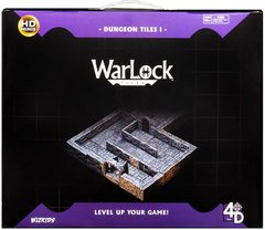Dungeons & Dragons: Warlock Tiles Dungeon Tiles I