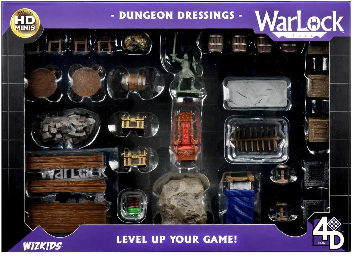 Dungeon Dressings