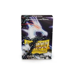 Dragon Shield Sleeves: Japanese Classic Clear (Box of 60)