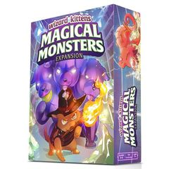 Wizard Kittens: Magical Monsters Expansion