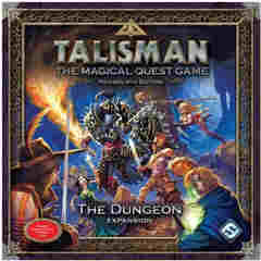 Talisman (Revised 4th Edition): The Dungeon Expansion