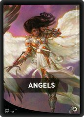 Angels Theme Card