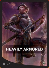 Heavily Armored Theme Card