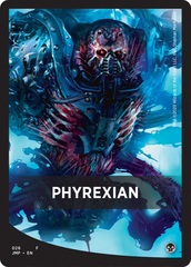 Phyrexian Theme Card