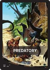 Predatory Theme Card