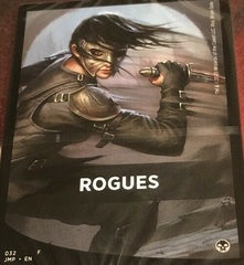 Rogues Theme Card