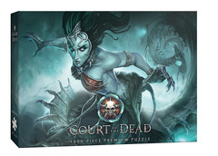 Court of the Dead Deaths Siren 1000 Piece Premium Puzzle