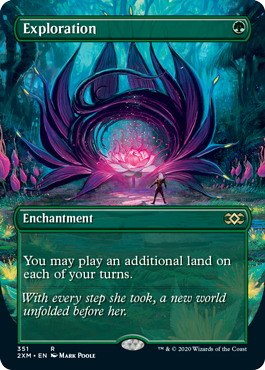 Exploration - Foil - Borderless