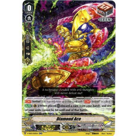 Diamond Ace - V-SS03/013EN - RR