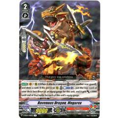 Ravenous Dragon, Megarex - V-SS03/041EN - R