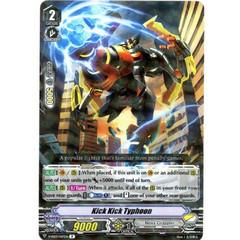 Kick Kick Typhoon - V-SS03/047EN - R