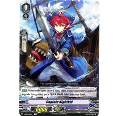 Captain Nightkid - V-SS03/116EN - C