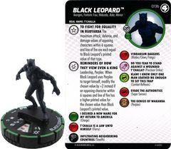 Black Leopard #013b