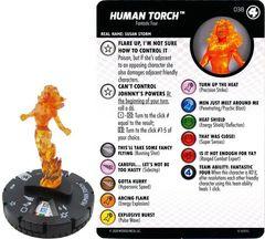 Human Torch #038