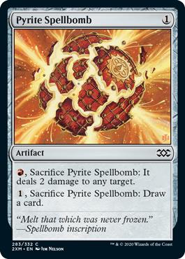Pyrite Spellbomb - Foil