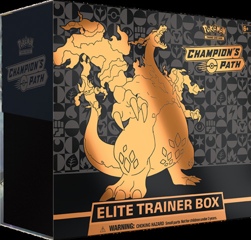 Champions Path Elite Trainer Box - Wave 2 Restock Oct 23rd